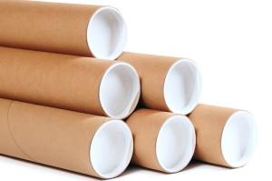 Cardboard Shipping Tubes