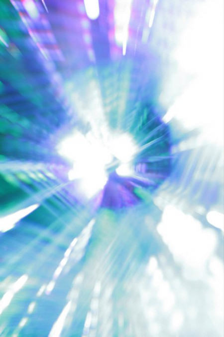 """Crystal Blue Persuasion"" Abstract Fine-Art Photo by DazzleZazz.com. All Rights Reserved."