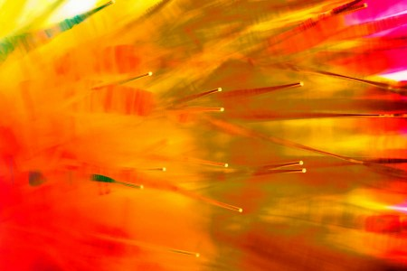 """Heat Wave"" Abstract Fine-Art Photo by DazzleZazz.com. All Rights Reserved."