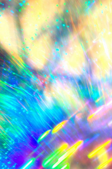 """""""Lucy in the Sky"""" Abstract Fine-Art Photo by DazzleZazz.com. All Rights Reserved."""