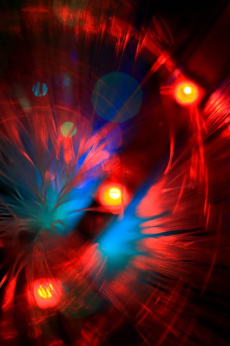 """Planet Caravan"" Abstract Fine-Art Photo by DazzleZazz.com. All Rights Reserved."
