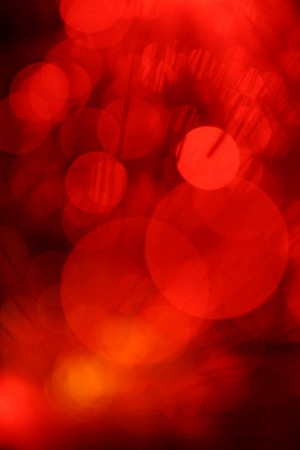 """Ruby Tuesday"" Abstract Fine-Art Photo by DazzleZazz.com. All Rights Reserved."